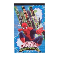 Notes cu 200 de abtibilduri Spiderman SM42199
