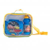 Lunch bag echipat Cars CAS44430
