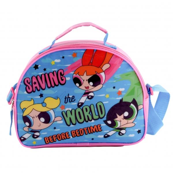 Lunch bag Powepuff Girls PPG41420