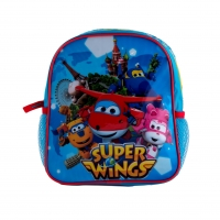 "Ghiozdan 10"" Super Wings SUW10001"