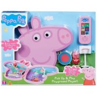 Set de joaca Peppa Pig, la locul de joaca