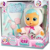 Papusa Cry Babies Kristal - Lacrimi magice: - bolnavior si accesorii