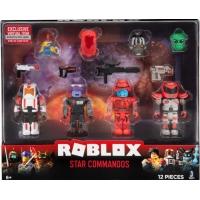 Set Roblox cu 4 Figurine , Star Commandos