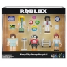 Set 4 figurine Roblox Celebrity, Meepcity Meep Hospital