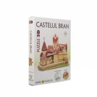 Puzzle 3D NORIEL - Castelul Bran (91 piese)
