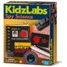 Set educativ 4M Kidz Labs, Stiinta spionului