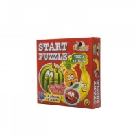 Puzzle Start 4 in 1 Noriel - Fructe
