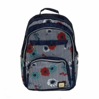 "Rucsac 16"" Stripped Flower"