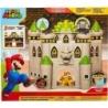 Set De Joaca Castelul Bowser Mario Nintendo Cu Figurina 6 Cmtendo Cu Figurina 6 Cm