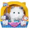 Jucarie de plus interactiva, Little Live Pets, Pisica Cuddles