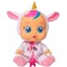Papusa Cry Babies, Bebelus plangagios Unicorn Dreamy