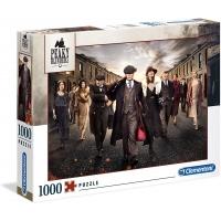 Puzzle 1000 piese Clementoni - Peaky Blinders