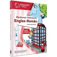 Carte Raspundel - Dictionar Englez-Roman