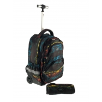 Trolley fashion Mesco- Camouflage+ Penar
