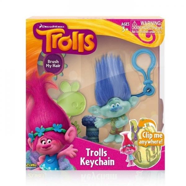Breloc Trolls Branch 10cm