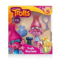 Breloc Trolls Poppy 10 cm