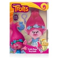 Breloc 22 cm Trolls Poppy
