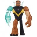 Figurina Ben 10 Omni-Glitch Heroes Cap de diamant - Gigantozaur12 cm