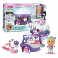Set de joaca Cry Babies Kristal Igloo
