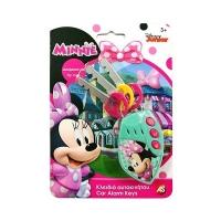 Breloc Cu Chei si Sunete Minnie Mouse
