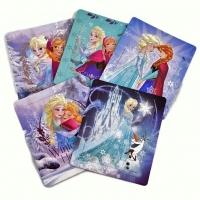 Puzzle burete Frozen (12 piese)