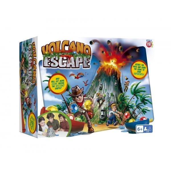 Joc interactiv Evadarea din vulcan