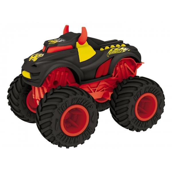 Masinuta Hot Wheels Rev Tredz Rosu