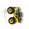 Masinuta Hot Wheels Bone Shaker Galben