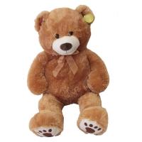 Urs de plus urias 100 cm, maro
