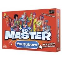 Joc societate GO MASTER - YOUTUBERS EDITION