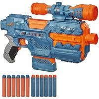 Blaster Nerf Elite 2.0 - Phoenix CS-6