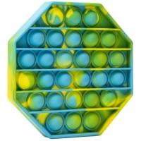 Jucarie Pop It , Octogon Model Verzui 3 12.5 cm