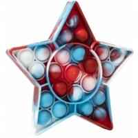 Pop It Now, Stea multicolor Blue 12,5 CM
