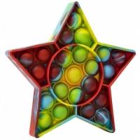Pop It Now, Stea multicolor Verzui 12,5 CM