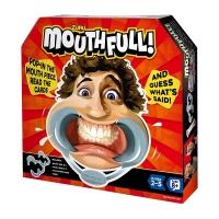 Joc de societate Mouthfull - in limba engleza