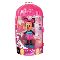 Figurina Papusa Minnie Mouse - In calatorie - FUN  TRAVELER