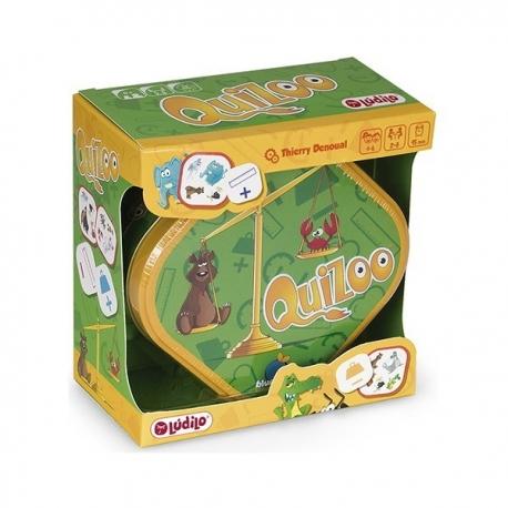 QuiZoo - joc educativ