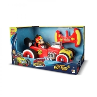 Masinuta RC Mini Roadster Racers - Mickey