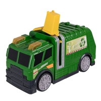Camion de gunoi si reciclare Hiti, Teamsterz