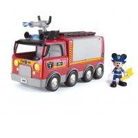 Camion de Pompieri cu figurine Mickey