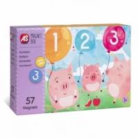 Joc Educativ- Cutie Magnetica Numere