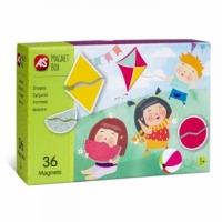 Joc Educativ- Cutie Magnetica Forme