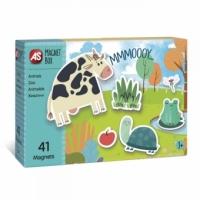 Joc Educativ- Cutie Magnetica Animale