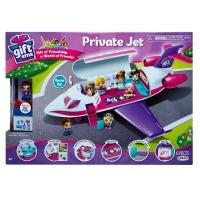 Set figurine Gift 'ems, Avion si cutie cu surpriza