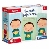 Joc Educativ Emotiile pe fata mea- Agerino