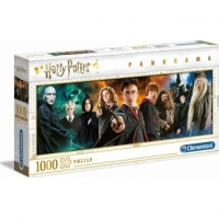 Puzzle Harry Potter- 1000 piese Clementoni