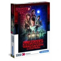 Puzzle Stranger Things, 1000 Piese
