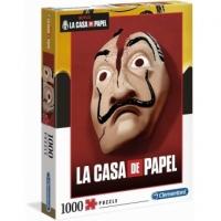 Puzzle La Casa De Papel, 1000 piese