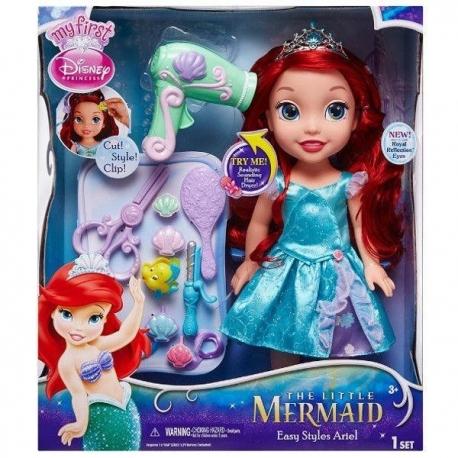 ARIEL HAIR MAGIC 38 CM - Coafeaz-o pe Ariel