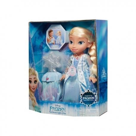 Papusa Elsa, Luminile Nordului